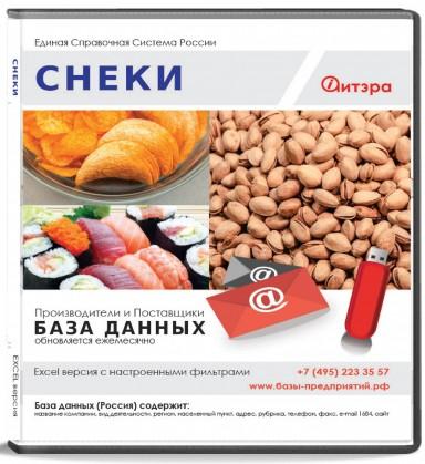 База данных Снеки , Москва и МО