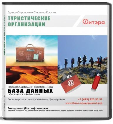 Туристические организации. Россия.